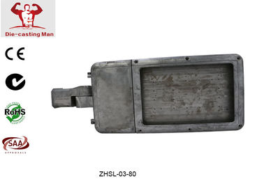 Aluminum Die Casting 80W Outdoor LED Street Light Housing with ROHS Approved