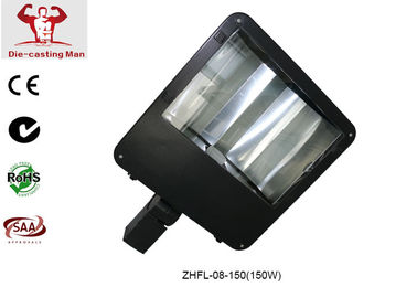 Aluminum Outdoor Area Lighting 150W Football Floodlights Warm White / Cold White 120°
